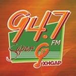 Logo da emissora Radio La Súper G 94.7 FM