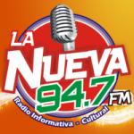 Logo da emissora Radio La Nueva 94.7 FM