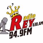 Logo da emissora Radio Rey 94.9 FM