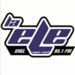 Logo da emissora Radio La Ele 95.1 FM