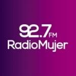 Logo da emissora Radio Mujer 92.7 FM