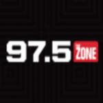 Logo da emissora KZZQ 97.5 FM