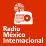 Logo da emissora Radio México Internacional