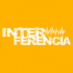 Logo da emissora Radio Interferencia 105.7 HD 3