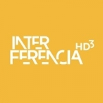 Logo da emissora Radio Interferencia 105.7 HD 3