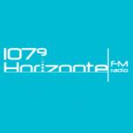 Logo da emissora Radio Horizonte 107.9 FM HD 1