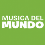 Logo da emissora Radio Música del Mundo 107.9 FM HD 3