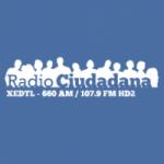 Logo da emissora Radio Ciudadana 660 AM
