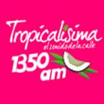 Logo da emissora Radio Tropicalísima 1350 AM