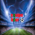 Logo da emissora Equipe Líder