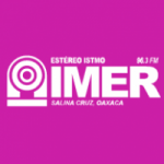 Logo da emissora Radio Estéreo Istmo 96.3 FM