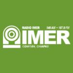 Logo da emissora Radio IMER 540 AM