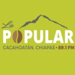 Logo da emissora Radio La Popular 1350 AM