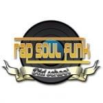 Logo da emissora Rap Soul Funk Old School