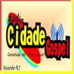 Logo da emissora Web Rádio Cidade Gospel