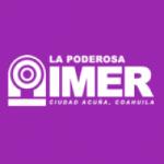 Logo da emissora Radio La Poderosa 103.9 FM