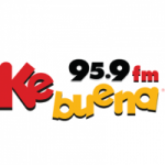 Logo da emissora Radio Ke Buena 95.9 FM
