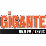 Logo da emissora Radio La Gigante 95.9 FM