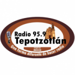 Logo da emissora Radio Tepotzotlán 95.9 FM