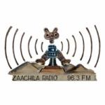 Logo da emissora Zaachila Radio 96.3 FM