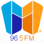 Logo da emissora Radio Mundo 96.5 FM