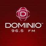 Logo da emissora Radio Dominio 96.5 FM