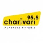 Logo da emissora Charivari 95.5 FM