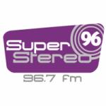 Logo da emissora Radio Super Stereo 96.7 FM