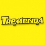 Logo da emissora Radio La Tremenda 96.5 FM