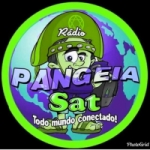 Logo da emissora Rádio Pangeia Sat