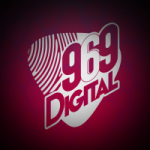 Logo da emissora Radio Digital 96.9 FM