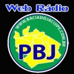 Logo da emissora Web Rádio PBJ