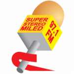 Logo da emissora Miled Radio 97.1 FM