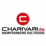 Logo da emissora Charivari 102.4 FM