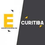 Logo da emissora Rádio Estação Curitiba