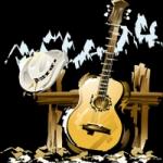 Logo da emissora Radio Miled Music Country