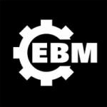 Logo da emissora Radio Miled Music EBM