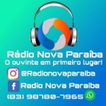 Logo da emissora Rádio Nova Paraiba