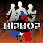 Logo da emissora Radio Miled Music Hip-Hop