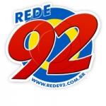 Logo da emissora Rede 92