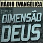 Logo da emissora Rádio Dimensão de Deus