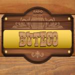 Logo da emissora Rádio Buteco