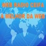 Logo da emissora Rádio Ceifa