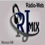 Logo da emissora RJ Manaus Mix