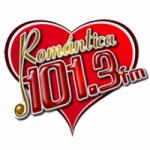 Logo da emissora Radio Romántica 101.3 FM