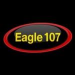 Logo da emissora WEGH 107.3 FM