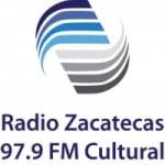 Logo da emissora Radio Zacatecas 97.9 FM
