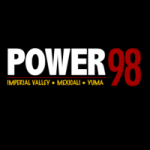Logo da emissora Radio Power Jams 98.3 FM