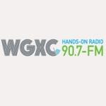 Logo da emissora WGXC 90.7 FM