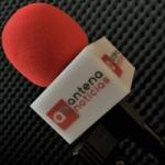 Logo da emissora Radio Antena Noticias